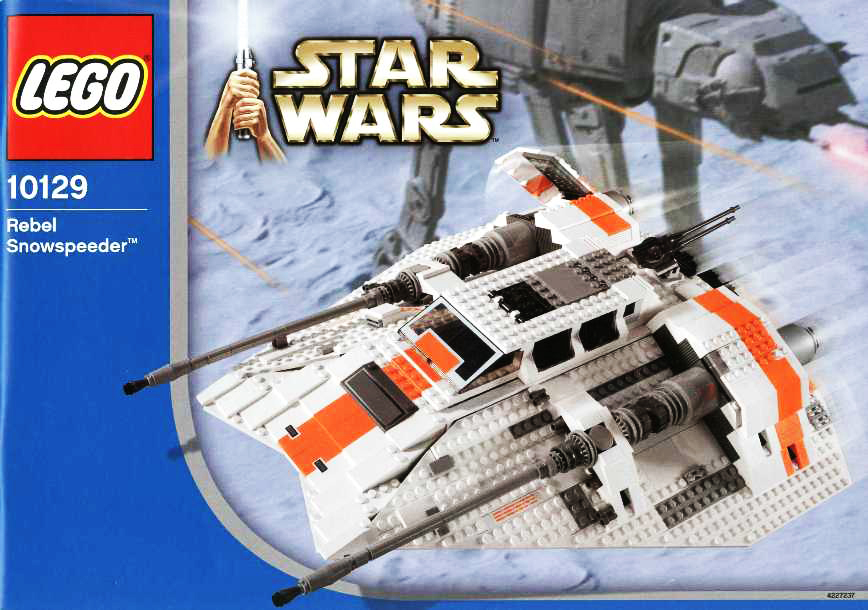 Lego 10129 Rebel Snowspeeder Ultimate Collectors Series