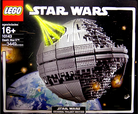 Lego 10143 Death Star II Ultimate Collectors Series