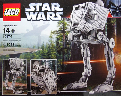 Lego 10174 Imperial AT-ST Ultimate Collectors Series