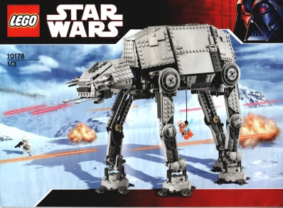Lego 10178 Motorized AT-AT Walker