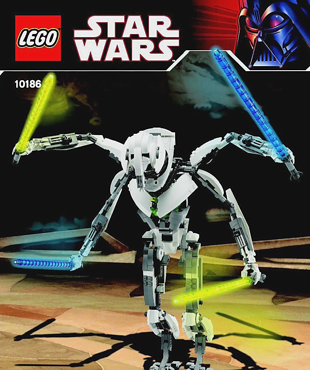 Lego 10186 General Grievous Ultimate Collectors Series