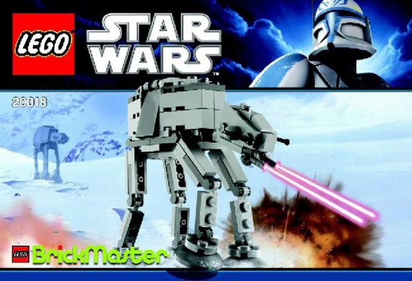 Lego 20018 MINI AT-AT Walker