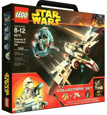 Lego 65771 Episode III Collector's Set