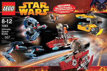 Lego 7283 Ultimate Space Battle