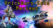 BrickWars-Sets Reviews - Write a Review!