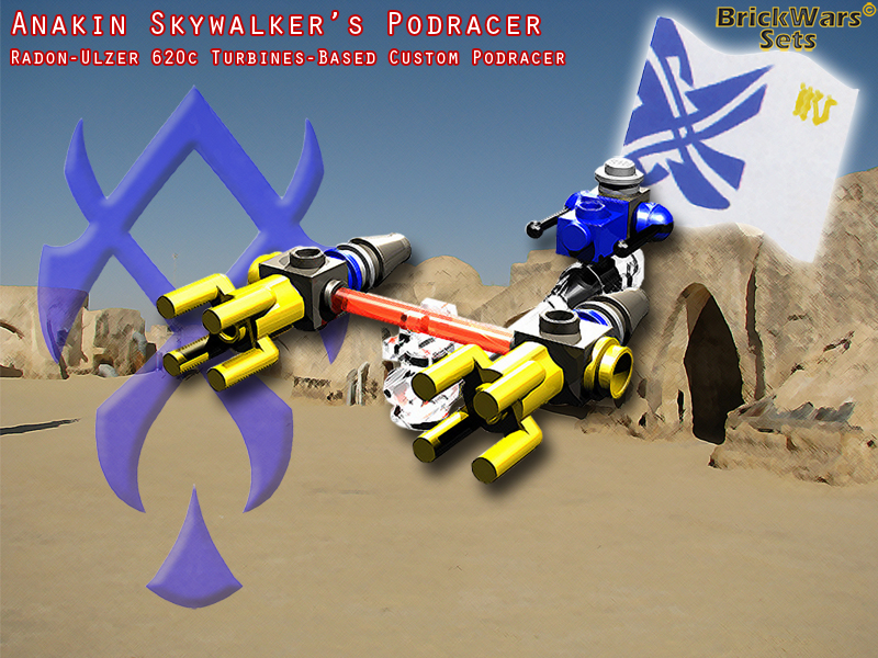 Boonta Eve Classic - Anakin Skywalker's Podracer