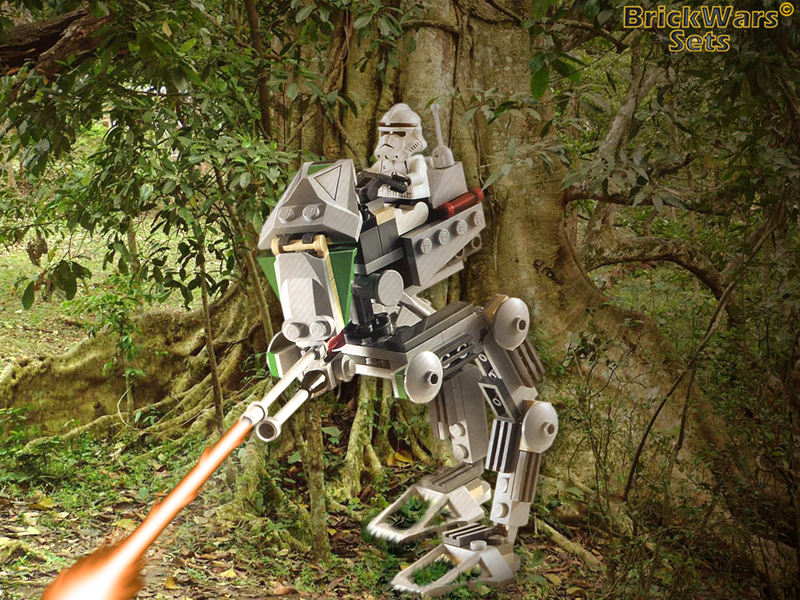 The Clone Scout Walker