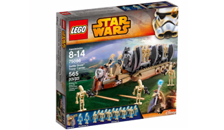 Lego 75086 Battle Droid Troop Carrier