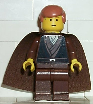Anakin Skywalker (Jedi with Cape)