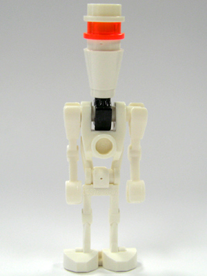 Assassin Droid (White)