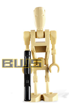Battle Droid (Straight Arms)