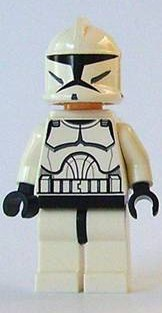 Clone Trooper (Jet Pack, Clone Wars Style)