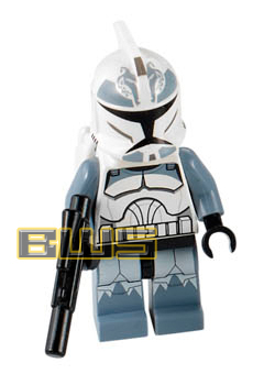 Clone Trooper (Phase I Armor, Wolffe Pack)