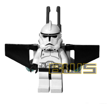 Clone Trooper (Phase II Armor, Jet Pack)