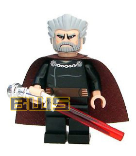 Count Dooku (Clone Wars Style)