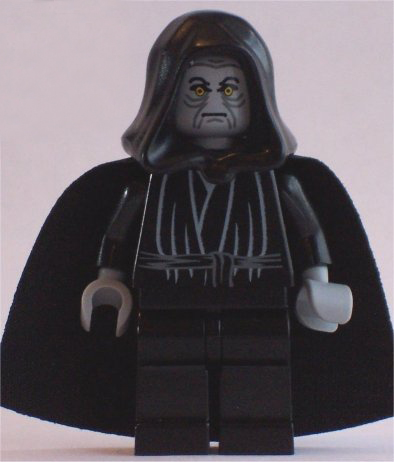 Emperor Palpatine (Gray Head)