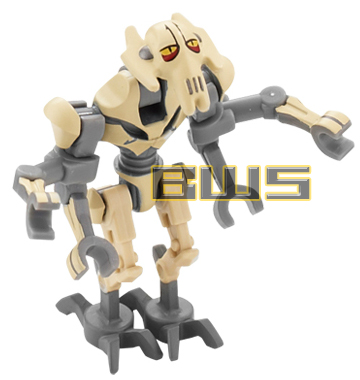 General Grievous (Clone Wars Style)