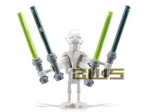 General Grievous (No Cape)