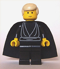 Luke Skywalker (Jedi, Cape)