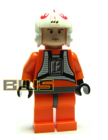 Luke Skywalker (Pilot, Flesh)