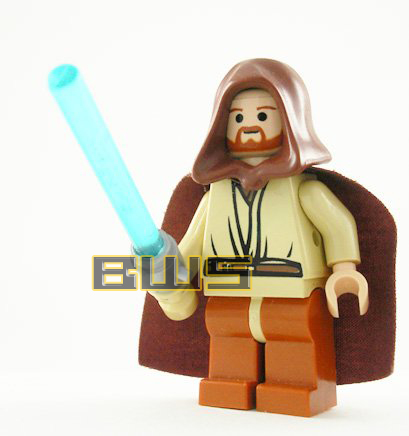Obi-Wan Kenobi (Light-up Lightsaber)