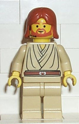 Obi-Wan Kenobi (With Headset)