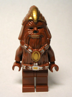 Wookiee Warrior