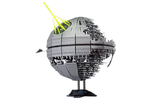 Lego 10143 Ultimate Collectors Series Death Star II