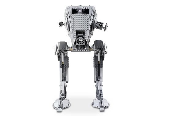 Lego 10174 Imperial AT-ST Ultimate Collectors Series - Alternate View 4