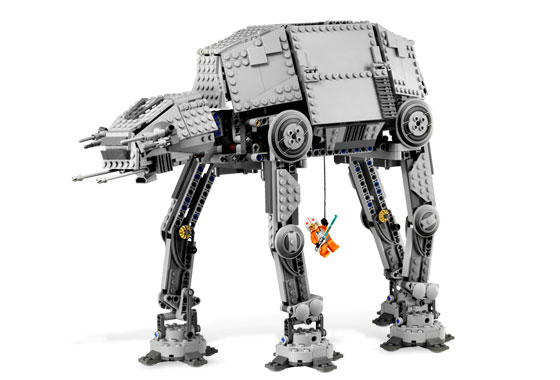 Lego 10178 Motorized AT-AT Walker - Alternate View 1