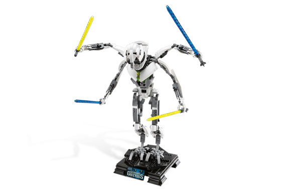 Lego 10186 Ultimate Collectors Series General Grievous