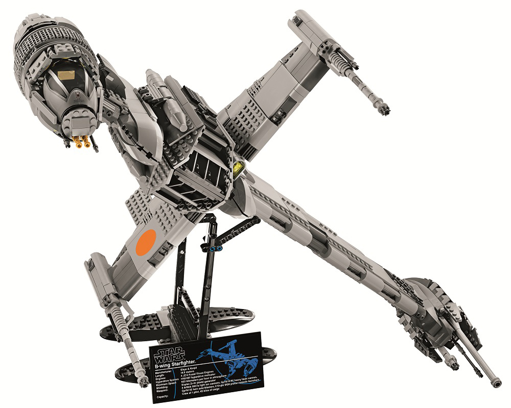 Lego 10227 Ultimate Collectors Series B-Wing