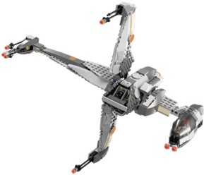 Lego 6208 B-Wing Fighter