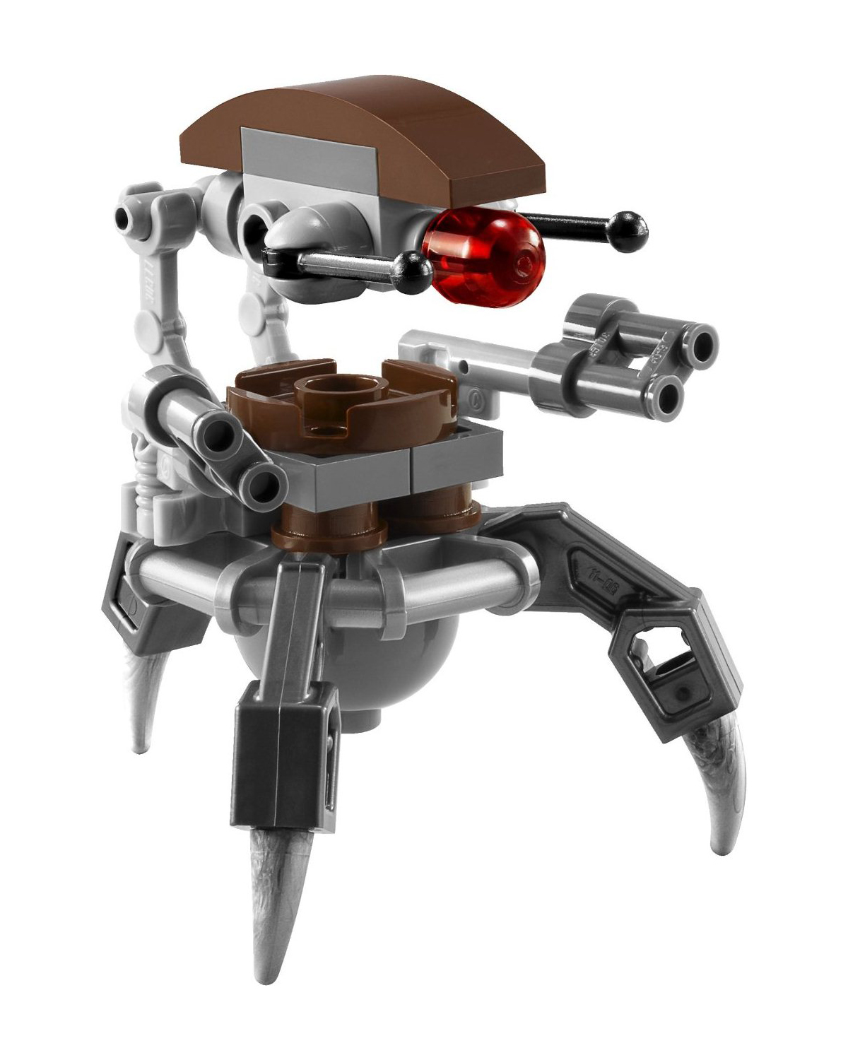 Lego 7500 Clone Troopers vs. Droidekas - Figure 3 View 1