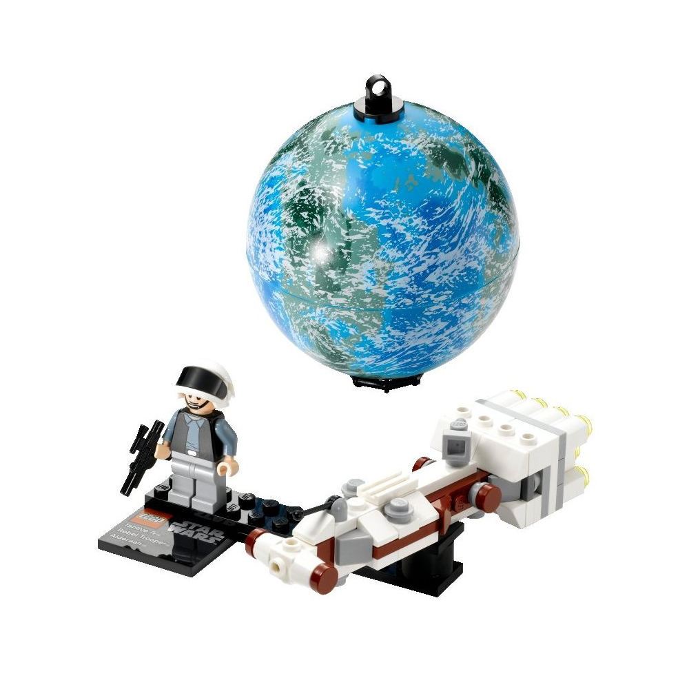 Lego 75011 MINI Tantive IV & Planet Alderaan - Alternate View 1