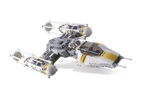 Lego 7658 Y-Wing Starfighter