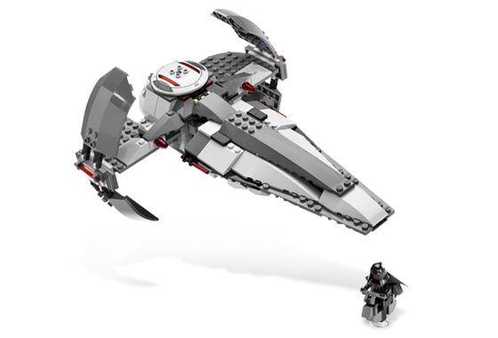 Lego 7663 Sith Infiltrator Limited Edition