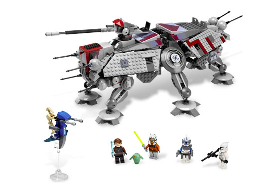Lego 7675 AT-TE Walker