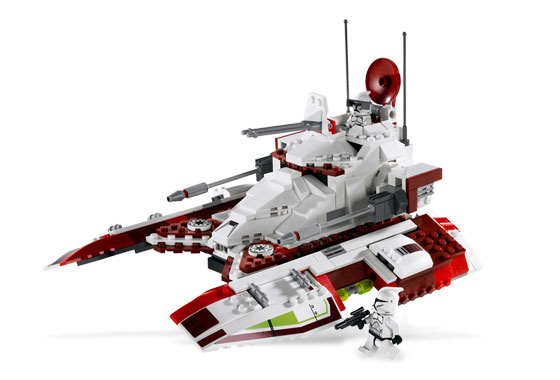 Lego 7679 Republic Fighter Tank
