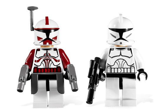 Lego 7681 Separatist Spider Droid - Alternative View 4