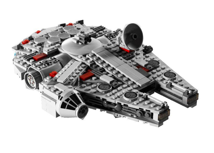 Lego 7778 Midi-Scale Millennium Falcon - Alternate View 1