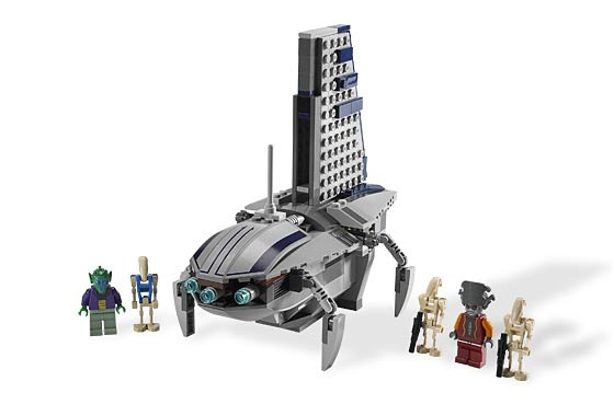 Lego 8036 Separatists Shuttle