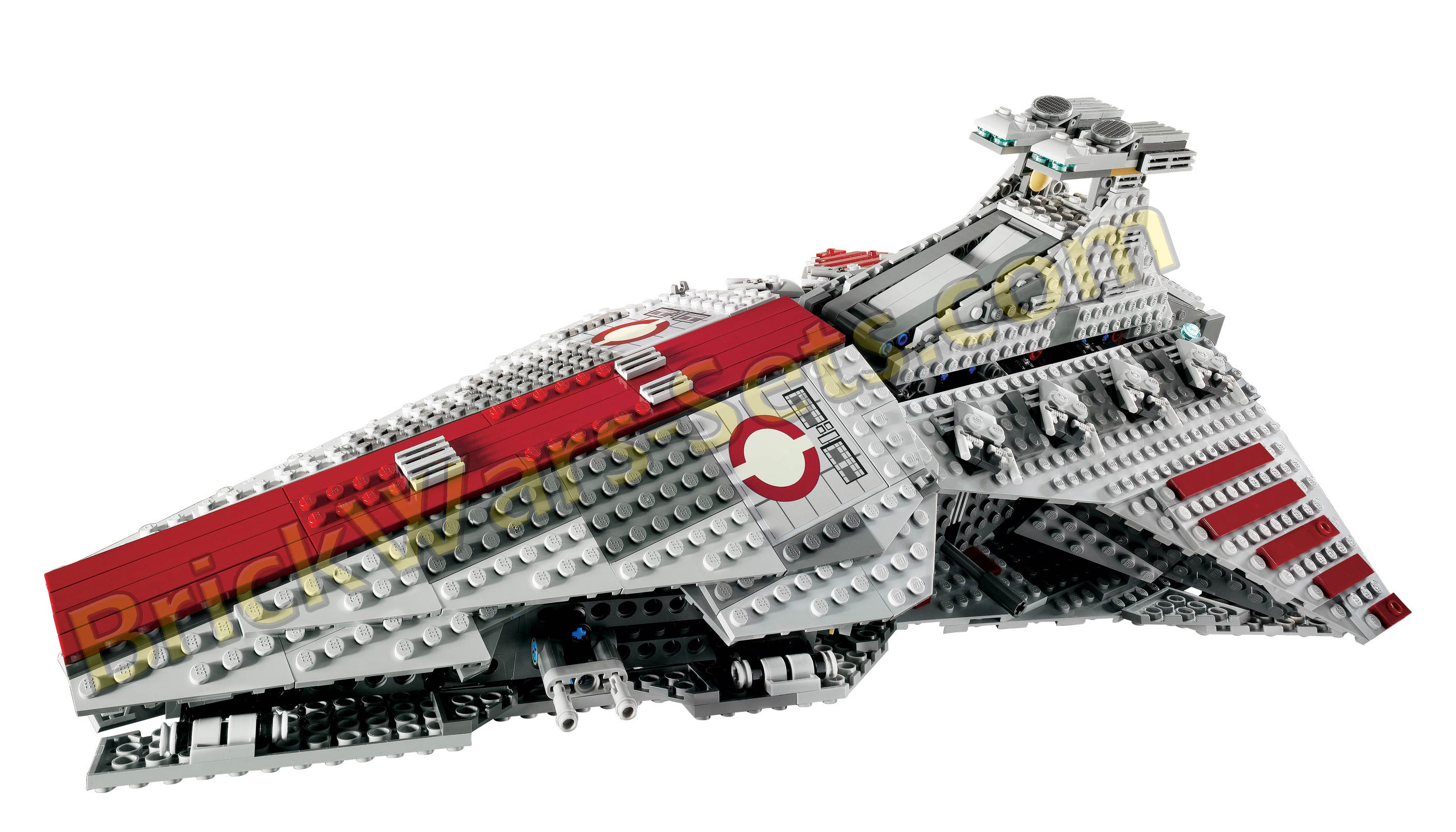 Lego 8039 Venator-Class Republic Attack Cruiser