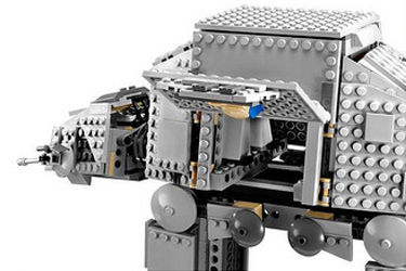 Lego 8129 AT-AT Walker - Alternate View 4