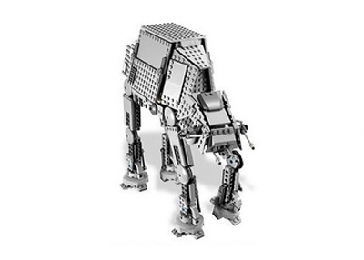 Lego 8129 AT-AT Walker - Alternate View 2