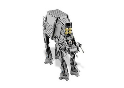 Lego 8129 AT-AT Walker - Alternate View 3