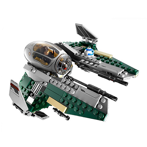 Lego 9494 Anakin's Jedi Interceptor - Alternate View 1