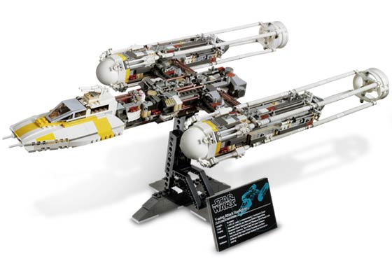 Lego 10134 Y-Wing Attack Starfighter Ultimate Collectors Series