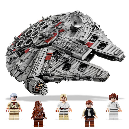 Lego 10179 Millennium Falcon Ultimate Collectors Series