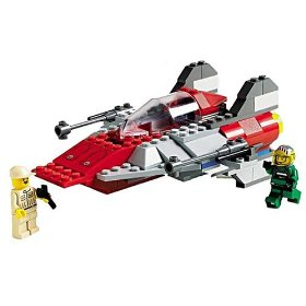 Lego 7134 A-Wing Fighter